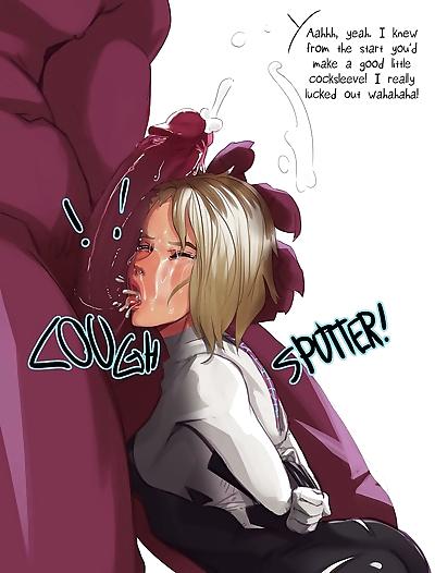 - Spider-Gwen Set