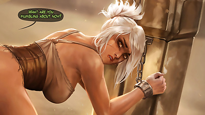 Reward 43- The fall of Riven..