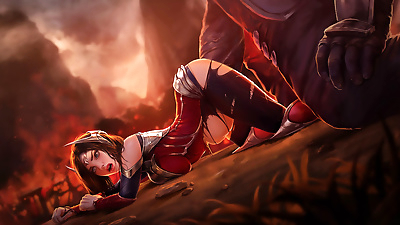 Reward 42- Fall of Irelia -..
