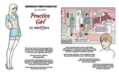 luyện tập :cô gái: