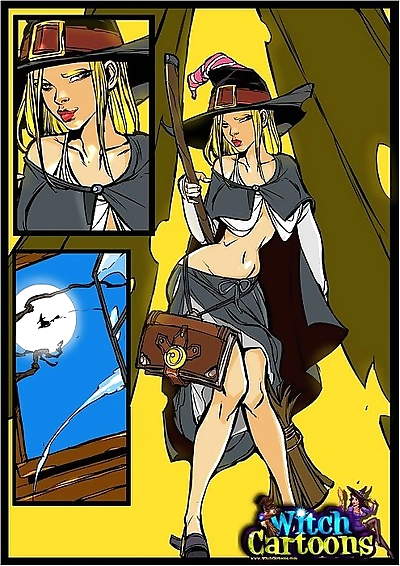 Stacked witch giving sloppy..