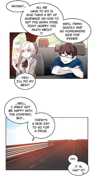 A Perverts Daily Life • Chapter 19: Cramps - part 3