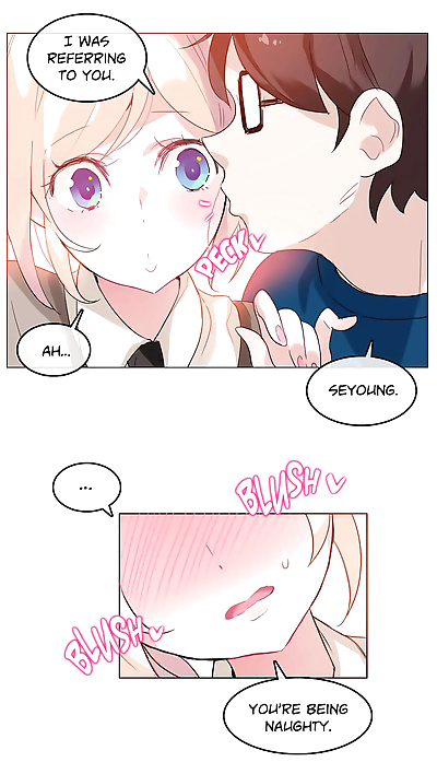 A Perverts Daily Life • Chapter 19: Cramps - part 2