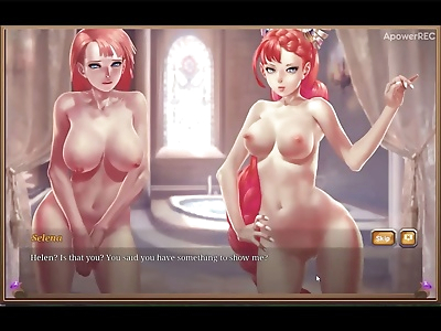 Crystal Maidens - Special Album Screen Capture