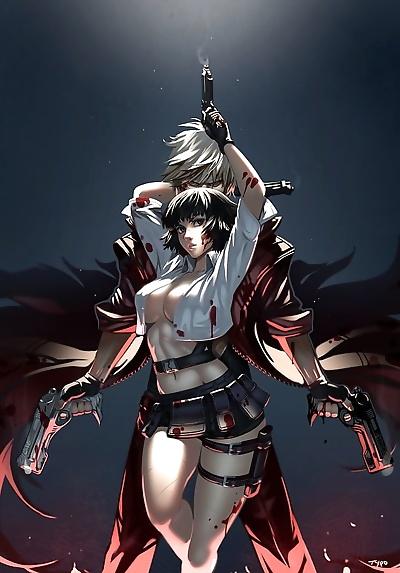 Lady x Dante