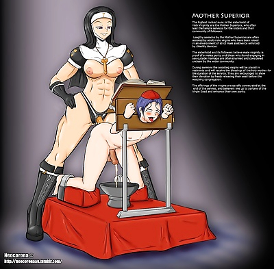 Neocorona Femdom Collection - part 3