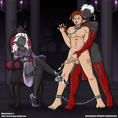 Neocorona Femdom Collection - part 2