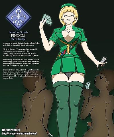 Neocorona Femdom Collection