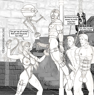 Erotinomicon - part 3