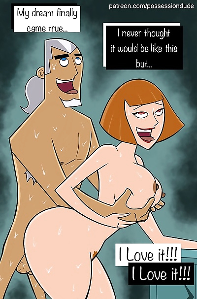 Lustful Possession - Danny Phantom - part 4