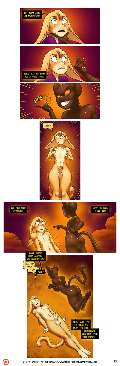 Yellow Heart 01 - regular pages - part 2