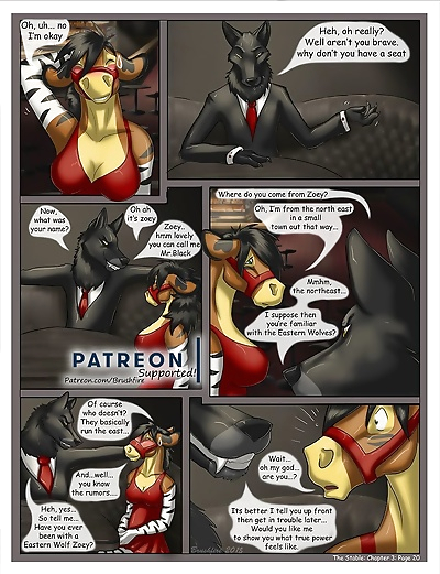 The Stable Ch. 3 - Job Requirements - part 2
