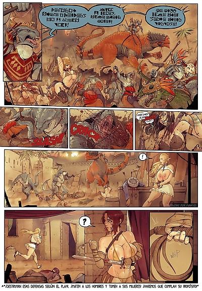 Warhammer - Its a Pleasure to Serve - Es un placer servir
