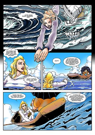 Schooner The Sailor Girl