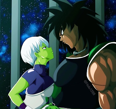 Broly x Cheelai - All In