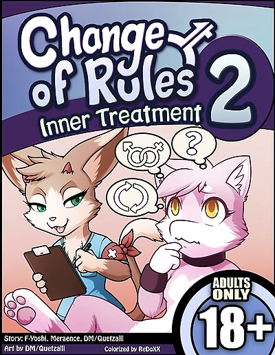 Change of Rules 2: Inner Treatment