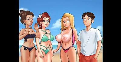 Summertime Saga CG part 9 Roxxy v0.16 - part 4