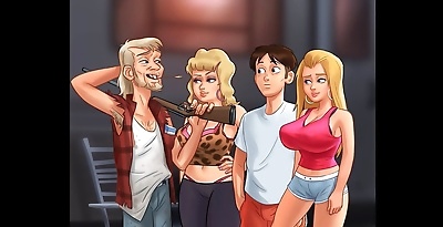 Summertime Saga CG part 9 Roxxy v0.16
