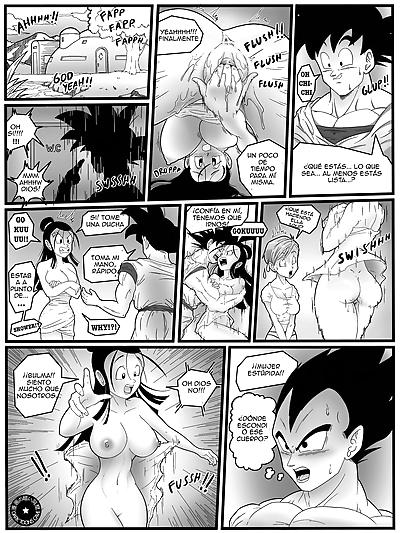 Saiyans Wives Priorities - Dragon Ball Super