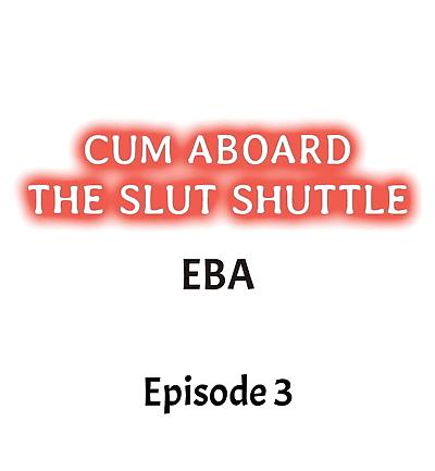 Cum Aboard the Slut Shuttle Ch. 1 - 6